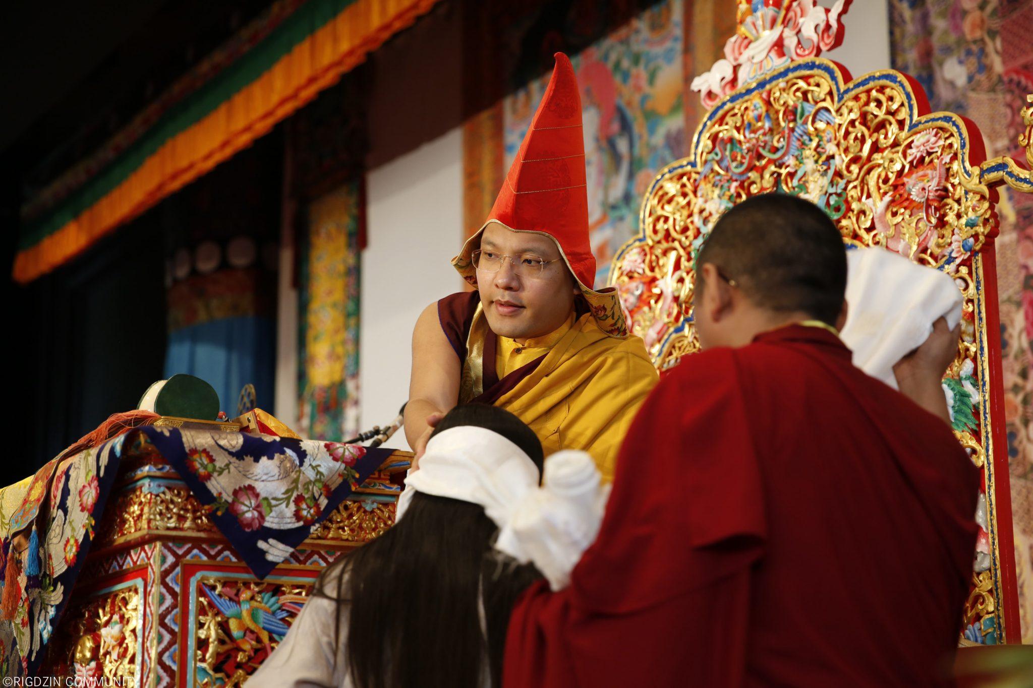 The Empowerment of Avalokiteshvara - Karmapa Foundation Europe